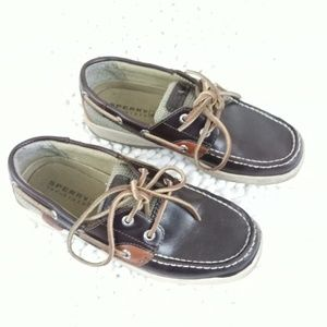Sperry Top Sider Bluefish SZ 2.5W Boat Shoes